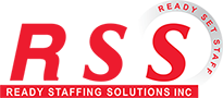 Ready Staffing Solutions Retina Logo